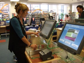 Self service ICE for libraries
