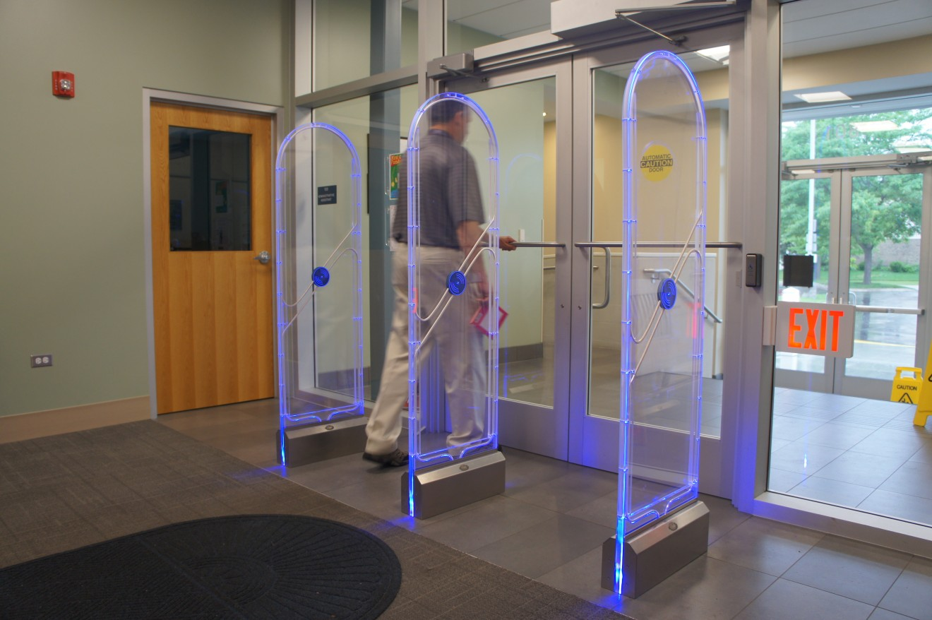 Library Security Systems | Library RFID Systems | D-Tech
